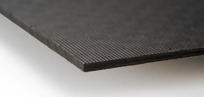 板厚0.5mmのCFRTP板材